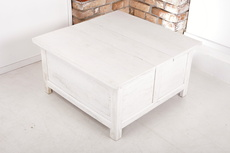 G510 shabby  akazie tisch sheesham massiv teac teack  mg 2489