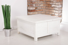 G510 shabby  akazie tisch sheesham massiv teac teack  mg 2528