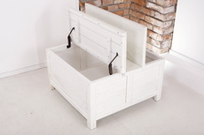 G510 shabby  akazie tisch sheesham massiv teac teack  mg 2529